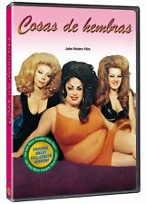 FEMALE TROUBLE (1974 John Waters) -  DVD - PAL Region 2 - New