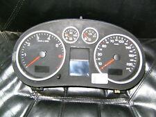 TACHIMETRO Audi 2 8z0920900n STATION WAGON instrument cluster Clocks cabina di pilotaggio