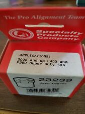 SPC Performance 23239 Align Bushing. 0 degree. Ford 4x4