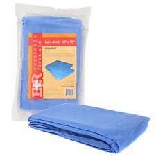 "Ever Ready First Aid Sterile Burn Sheet Blanket - 60"" x 90"""
