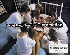 12 Photos Cinéma 21x27cm (1983) ÉDUCATION ANGLAISE Obaya Roberts Lahaie TBE