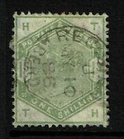 Great Britain SG# 196, Used, Side Thin - Lot 061217