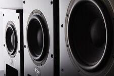 M&K Sound Miller & Kreisel X10 THX Subwoofer | Select2 | 650 Watts | Ships World