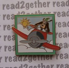 Disney Pin DLR Goofy's Sky School Mystery Collection Goofy in the Clouds