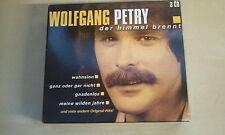 CD ---WOLFGANG PETRY--DER HIMMEL BRENNT--3CD BOX-ALBUM