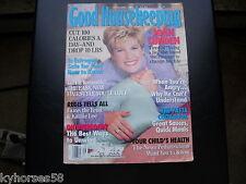 Good Housekeeping Joan Lunden September 1995