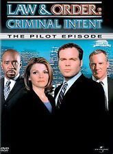 Law & Order: Criminal Intent -The Pilot / Premiere Episode (DVD)