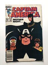 Captain America #290 1st Appearance Of Red Skull's Daughter Vintage Marvel