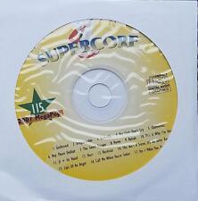 2007 MEGAPOP KARAOKE CDG #115 R&B RIHANNA,BEYONCE,FERGIE,PINK,FALLOUT BOY CD_G