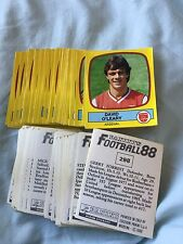 Panini Football 88 - Complete Your Album- Special Offer