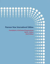Foundations of Behavioral Neuroscience: Pearson New International Edition by Neil R. Carlson (Paperback, 2013)