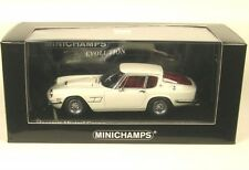 Maserati Mistral Coupe (Cream White) 1963