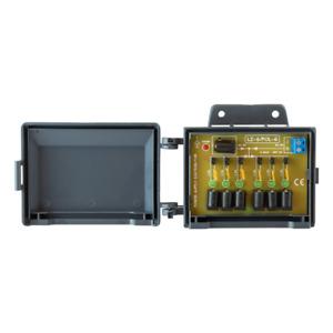 Polymer Fused 12V DC Power Supply Distributor