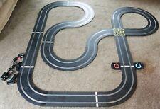 Curvas Scalextric Diseño Cruzado rectas Lap Contador Transformador Rampa De Salto