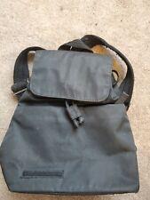 Vintage Guess Nylon Black mini Backpack