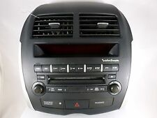 2013 11-13 Mitsubishi Outlander OEM Radio Bezel Faceplate 8002A917XA