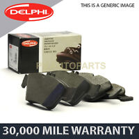SET OF FRONT DELPHI LOCKHEED BRAKE PADS FOR AUDI A1 A3 TT ROADSTER (2000-2014)