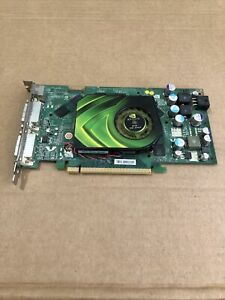 UNTESTED Nvidia GeForce 7900 GS G71 Video Card Model P455