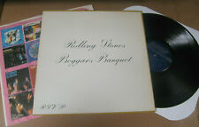 The ROLLING STONES Beggars Banquet ORIG LONDON LP NM Top Copy !