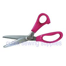 Havel's Dura-Edge 9 Inch Pinking Shears With Pink Handle