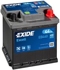 EXIDE Autobatterie Batterie 44Ah - EXCELL EB440 zzgl. 7,50€ Batteriepfand
