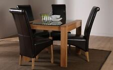 Unbranded Square Oak Kitchen & Dining Tables