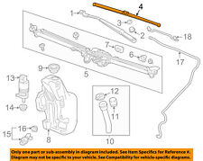 Buick GM OEM 12-15 Verano Wiper Arm-Front Blade 13348838