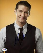 Matthew Morrison Glee Signed Authentic 8X10 Photo Autographed PSA/DNA #Y19756