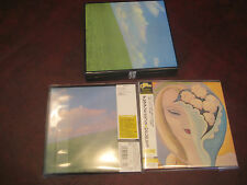 ERIC CLAPTON LAYLA + BLIND FAITH JAPAN RARE OBI REPLICA  2 CD BOX ONE TIME PRICE