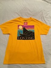 Disney The Lion King T-shirt, Size Large, NWT!