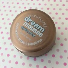 MAYBELLINE Dream Mousse Eyecolor 10 CARAMEL KARMA  EYESHADOW OMBRE PAUPIERES