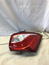 18-19 Chevrolet Equinox Passenger Right Rear Outer Taillight OEM.