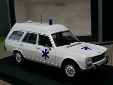 1/43 Norev Peugeot 504 Break 1979 Ambulance 475442