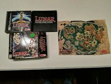 Lunar: Silver Star Story Complete Collector's Edition PlayStation Game