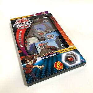 BAKUGAN Battle Planet Battle Brawlers Card Colletion BRAND NEW IN BOX - AUS SELL