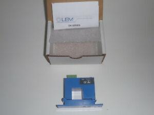 NEUF  LEM  DK 200 B420B, DC Current Transducer, Série DK, 200A