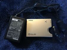 Casio Exilim BC-10L Mobile Charger with power Cord/Adapter