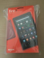 Fire 7 Kindle Tablet,  Amazon 16 GB PLUM 9th Gen (2019) New UK Model, Sealed