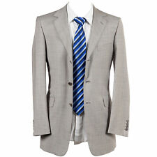 Brioni Gray Size 36 US Mens Suit w/ Pants