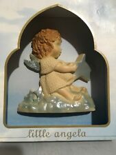 Miller Studio Chalkware Little Angela Star 942 Vintage 1995 180343