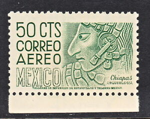 MEX 1950-76  50c ESTELA FROM THE A&A SERIES SC#C212 CV$350+  (a1673)