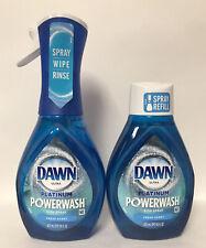 Dawn Platinum Powerwash Dish Spray & Refill Bundle-Fresh Scent-16oz. Each