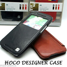 HOCO CRYSTAL SERIES LUXURY PREMIUM PU LEATHER WALLET CASE COVER FOR HTC ONE M8