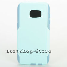 OtterBox Commuter Samsung Galaxy S7 case Dual Layer  Snap Cover Bahama Way Blue