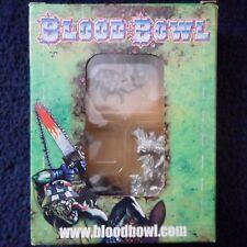 2001 Lizardmen Bloodbowl 4th Edition Boxed Citadel Lustrian Cobras Team MIB GW