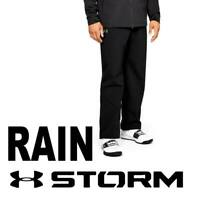 UNDER ARMOUR UA RAIN PANTS STORM MEN'S RUNNING 100% WATERPROOF 1305788 S 2XL