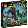 LEGO 76117 DC Comics Super Heroes Batman Mech vs. Poison Ivy Mech