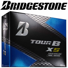 Bridgestone 2018 Tour B XS White Golf Balls / 3 Ball Pack Tiger Woods TW