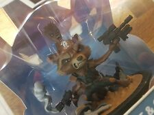 Lootcrate Guardians of the Galaxy vol 2 Rocket and baby Groot Qfig GOTG