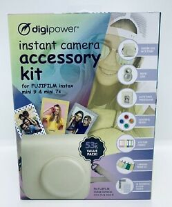 CAMERA ACCESSORY KIT-FUJIFILM Instax Camera Mini 9 & 7 Digipower